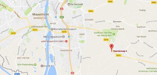 Schillings Auto's - Route