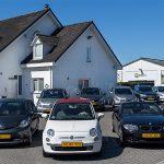 Schillings Autos - Bedrijfspand voorzijde